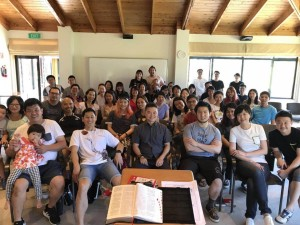 RCBC Retreat Camp 2019 中区浸信会退休营会